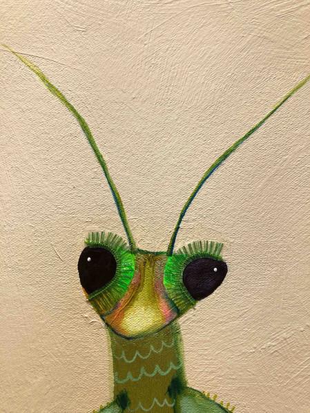 Caterpillar's House close up 5