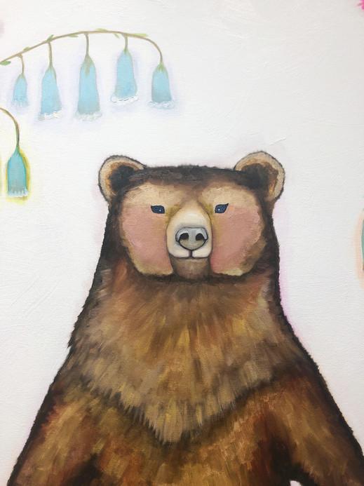 Mama Bear close up 1