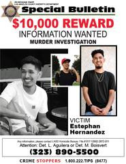 Detectives & Family Seek Help to I.D. Suspect in Shooting Death of Cal State LB Student