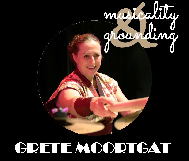 Grete Moortgat - taiko