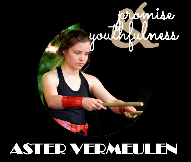 Aster Vermeulen - taiko
