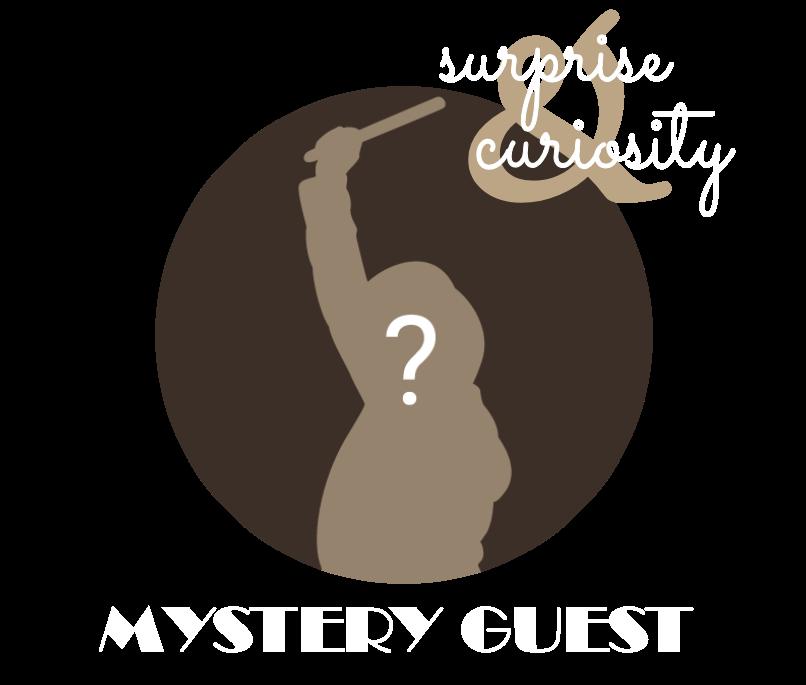 Mystery met tekst