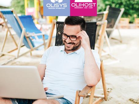 Sécurisez vos données pendant les vacances !