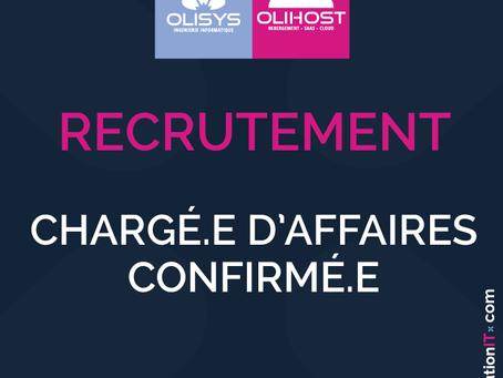 Offre d'emploi / Chargé.e d'Affaires Confirmé.e
