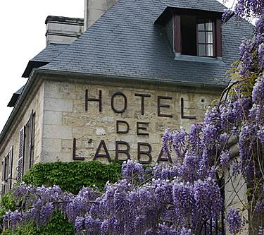 hotel abbaye longpont en fleur
