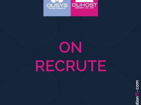 Offre d'emploi // #DÉVELOPPEUR #PHP #SYMFONY (H/F) #SOISSONS
