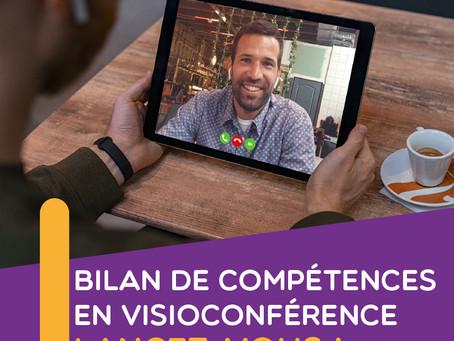 Bilan de compétences en VisioConférence