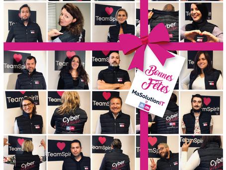 Belles Fêtes de fin d'année à tous et Ciao 2020 !