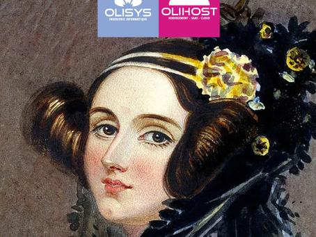 """Ada Lovelace, """"Mère de l'informatique"""" !"""