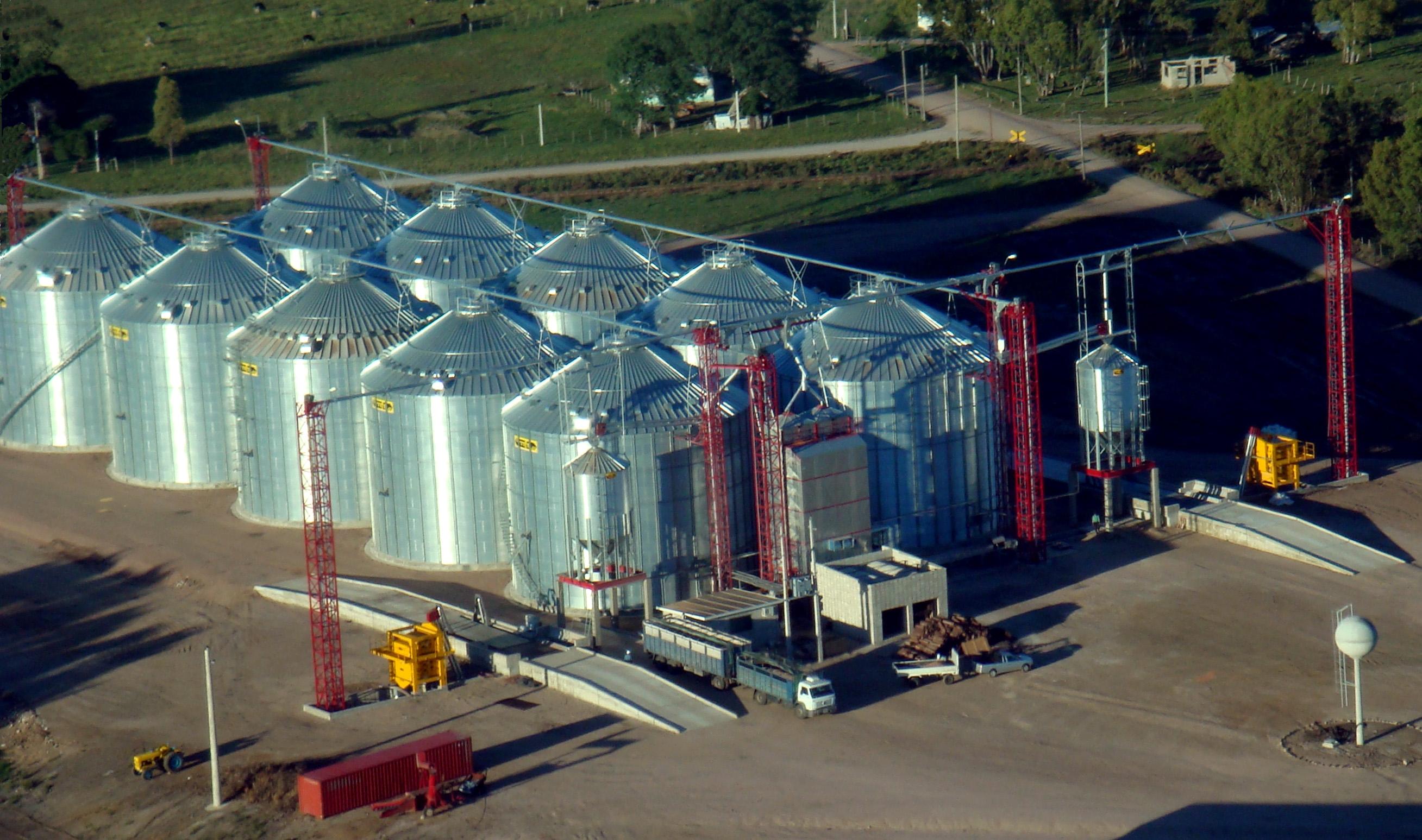 Proyecto en Uruguay - AAFSA- silos MFS