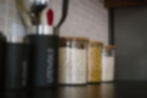 Canva---Glass-Jars-of-Grains-on-Kitchen-