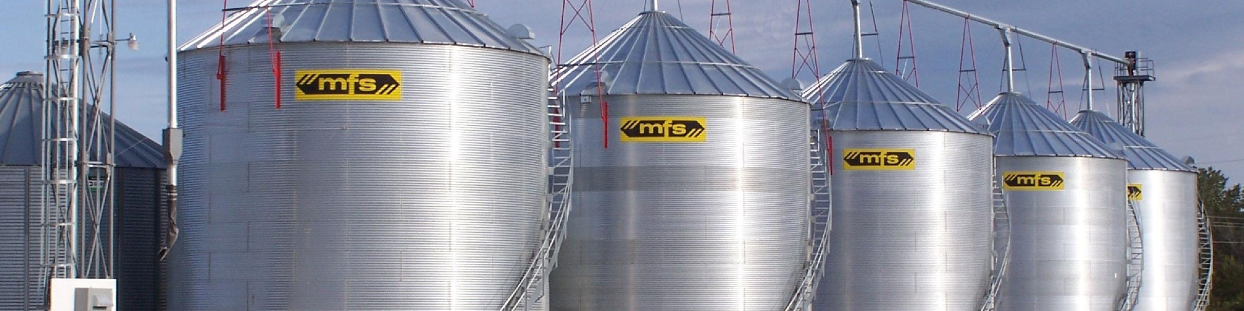 LOOP-2 silos MFS