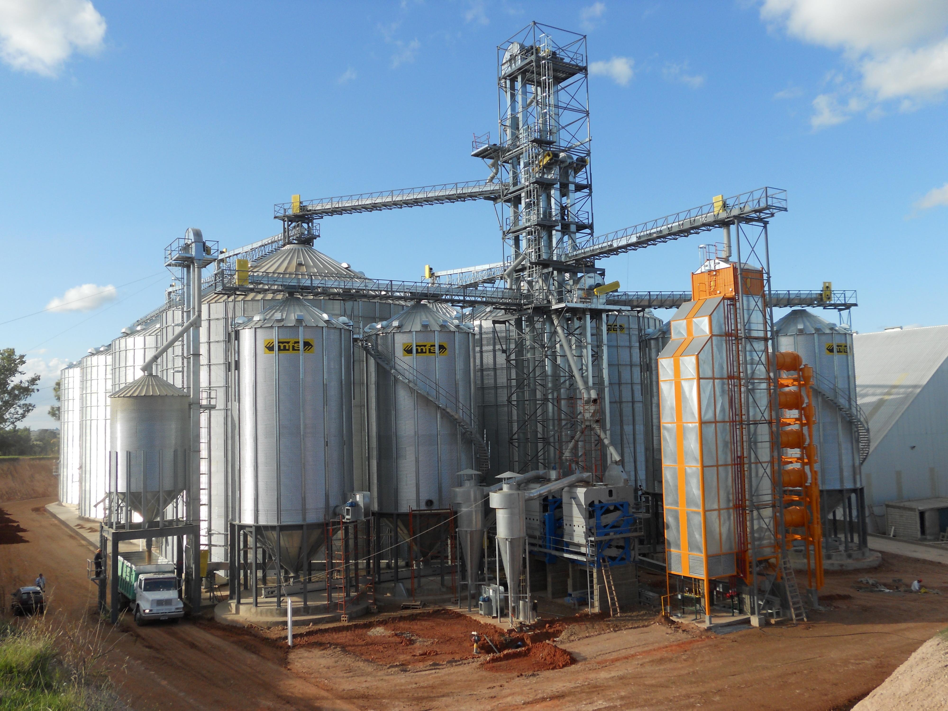 UY 017 silos MFS