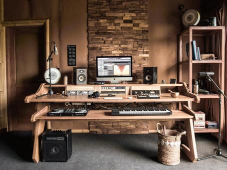 A Recording Studio in the Jungle