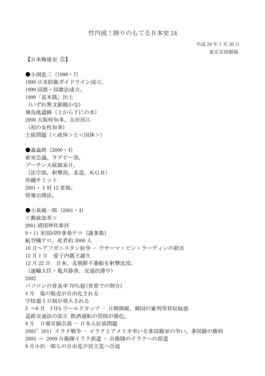 竹内流!誇りのもてる日本史24-1