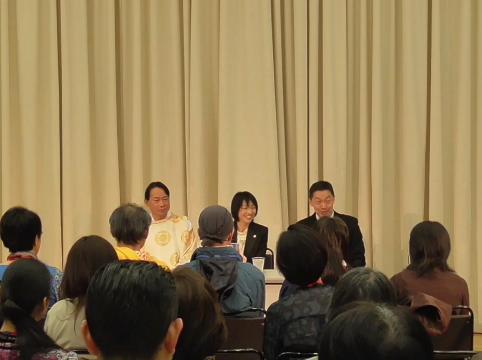 一周年祈念特別講演会 井口和基×竹内睦泰