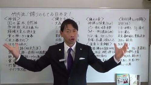 <復刻版>竹内流!誇りの持てる日本史1