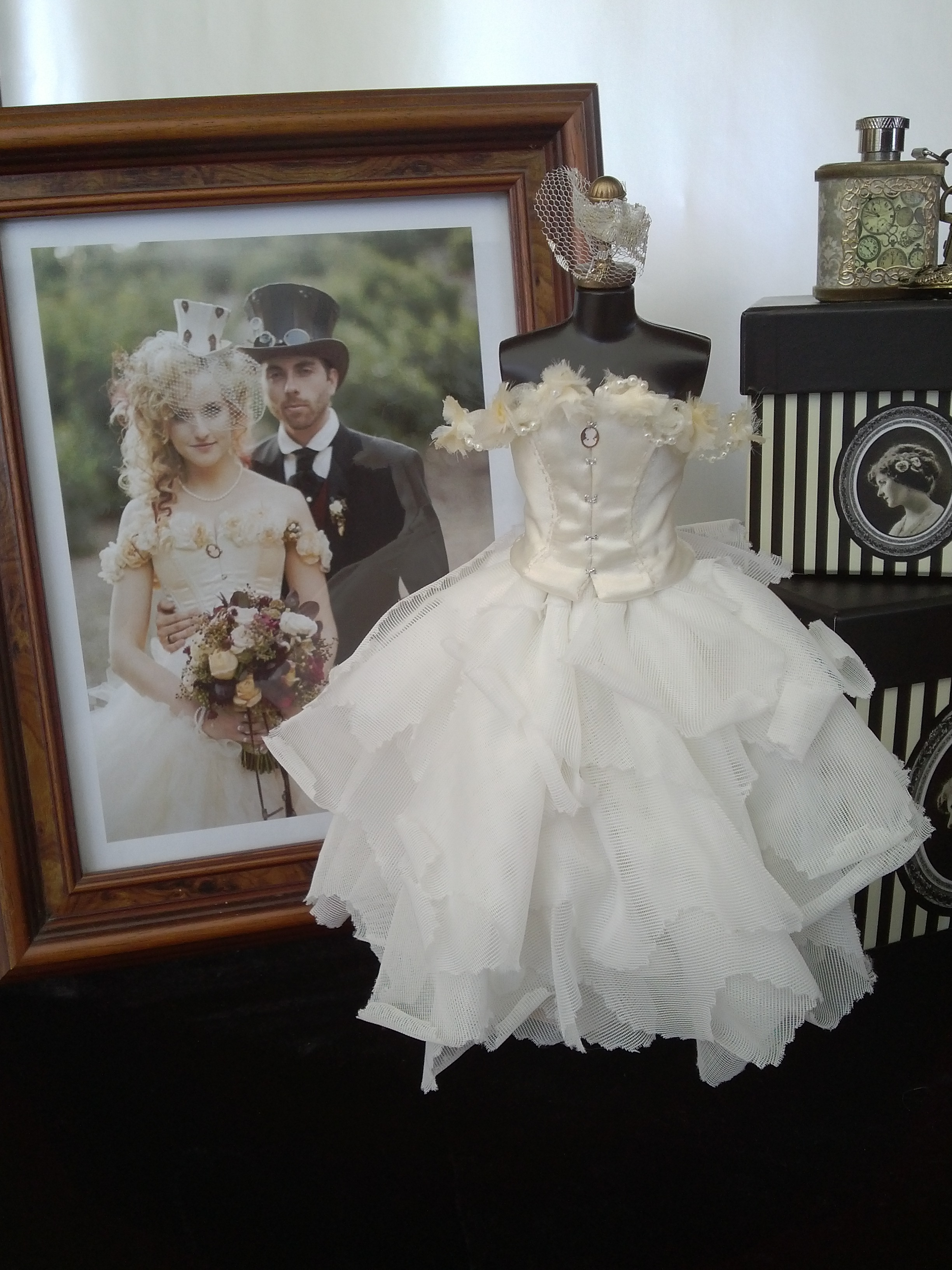 Steampunk Wedding 2012