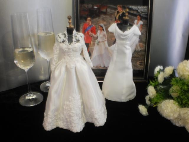 Royal Wedding 2011 In Miniature