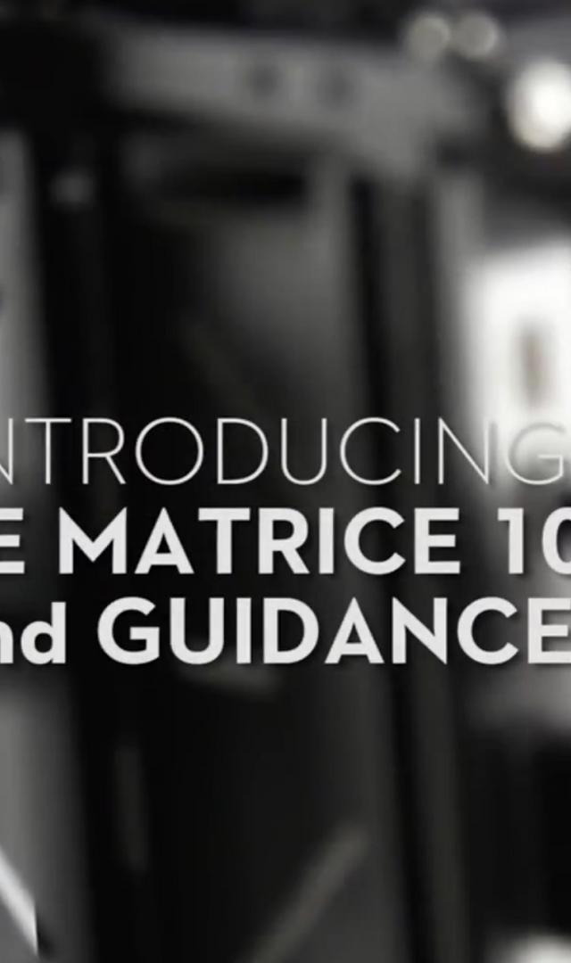 The DJI Matrice M200