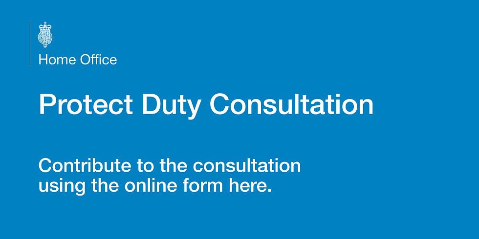 Protect Duty Consultation