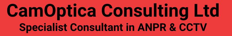 CamOptica Consulting Ltd