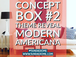 What's in a Theme? Modern Americana