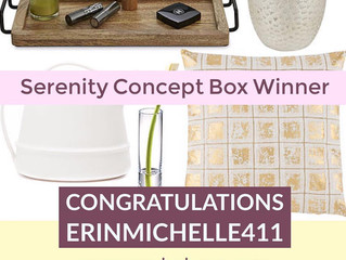 Final Days to Become a Founding Member! Congrats to our Concept Box #3 Winner!