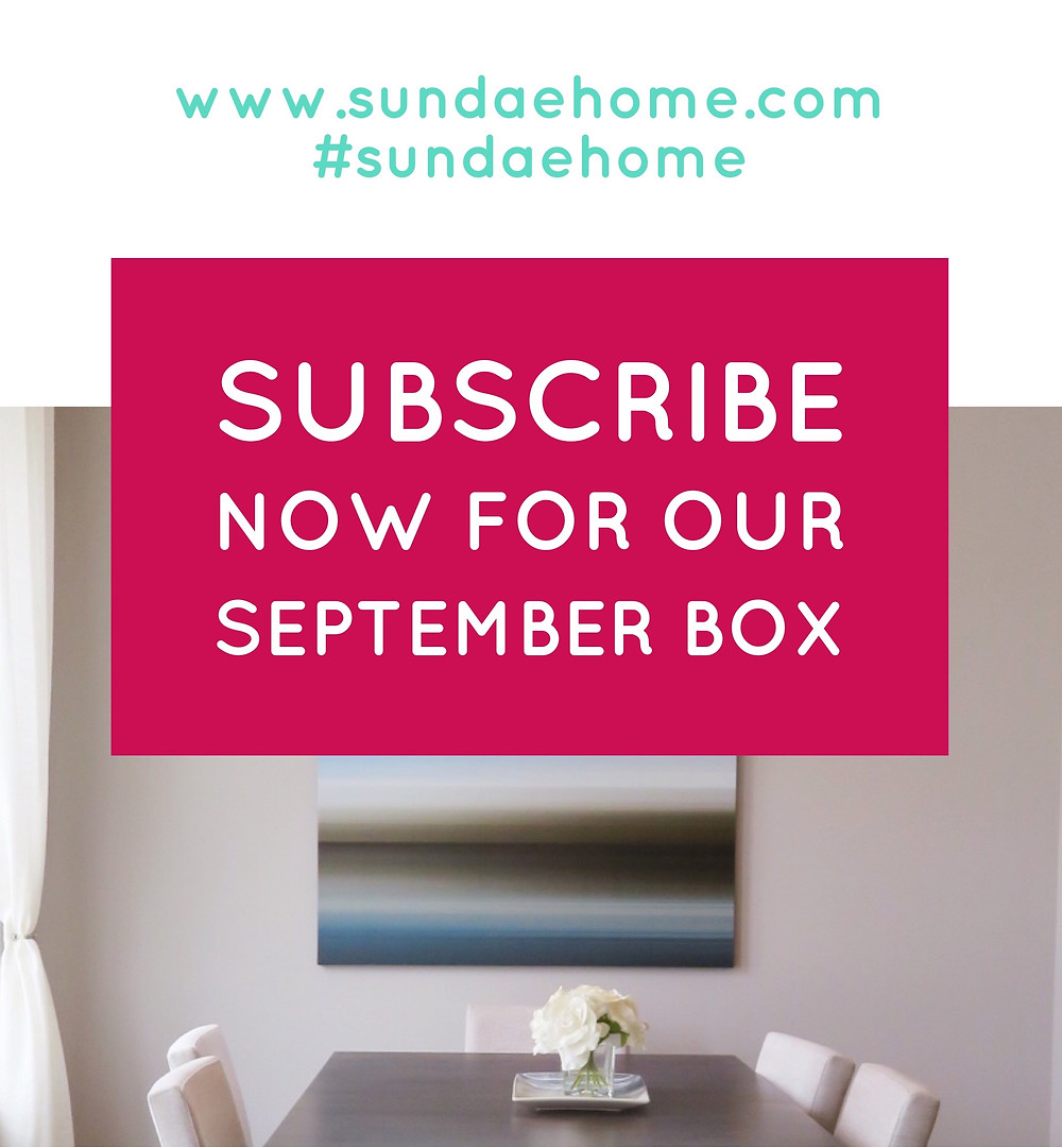 Sundae Home Subscribe September Home Box