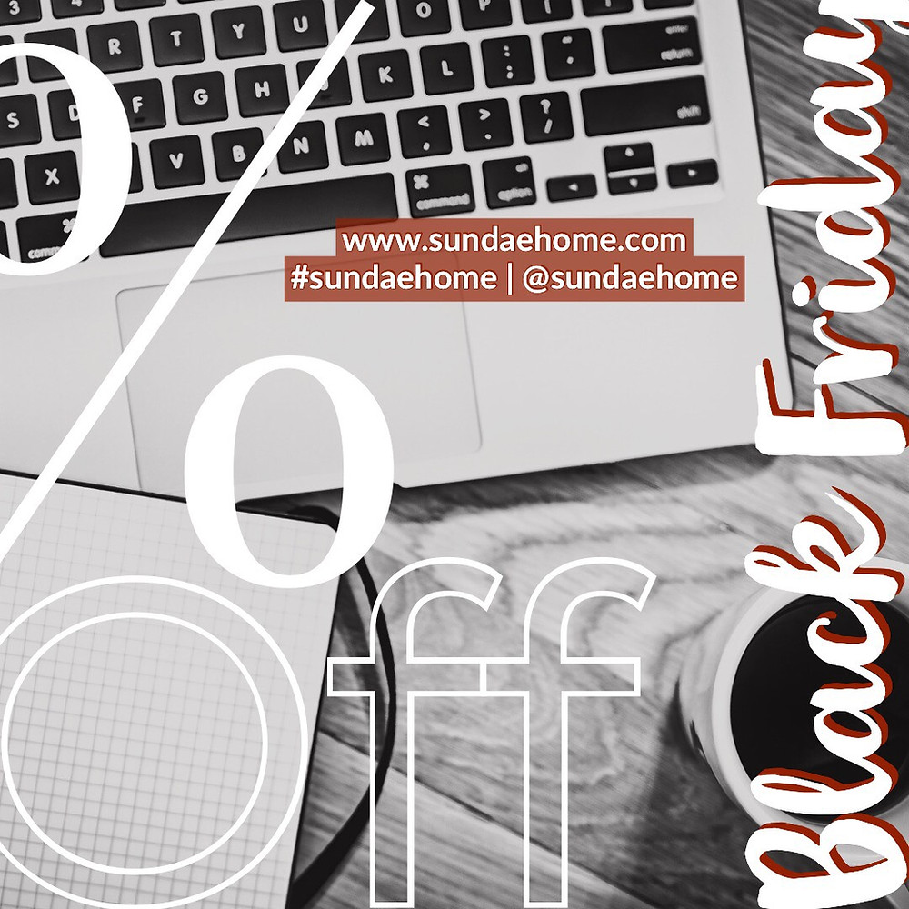 Sundae Home Black Friday Deals All November Home Decor Subscription Box