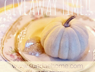 November Theme Reveal GIVEAWAY Final Days to Enter + Another September New England Home Box Review!