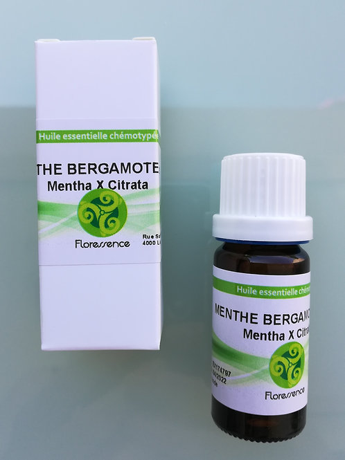 Menthe bergamote 10ml