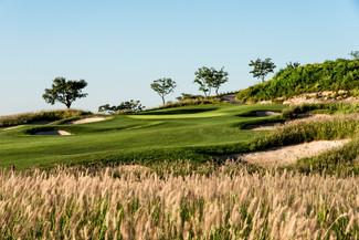 Golf Course View 스카이72 골프 & 리조트