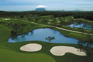 Golf Course View 테디밸리 골프 & 리조트
