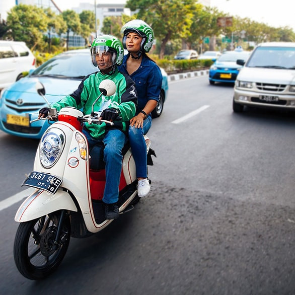 Uber in Indonesia?  Meet Go-Jek.  Raised US$550M in 2 rounds since 2010