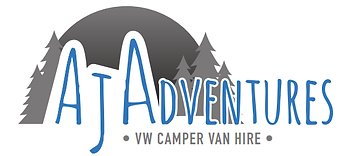 VW Campervan hire from AJ Adventures