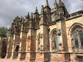 Road Trip part 2 #North Yorkshire to #Ireland via #Edinburgh