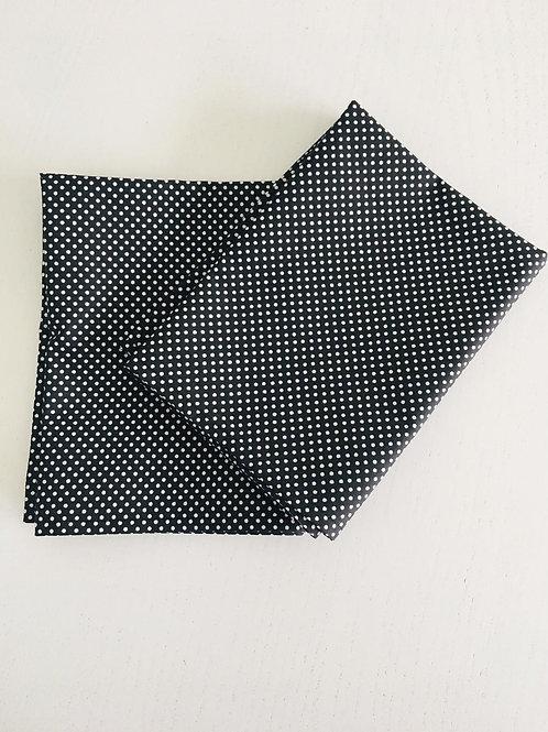 Geschirrtuch - schwarz/weiß