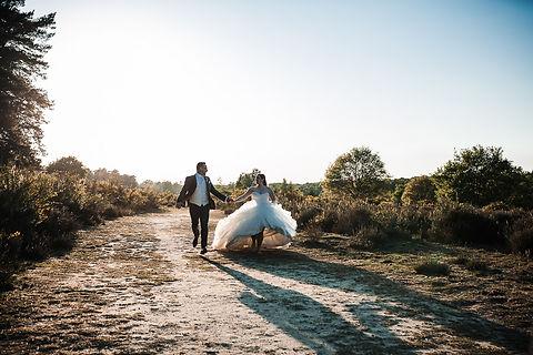 Brautpaar glücklich Bonn Lovestorries