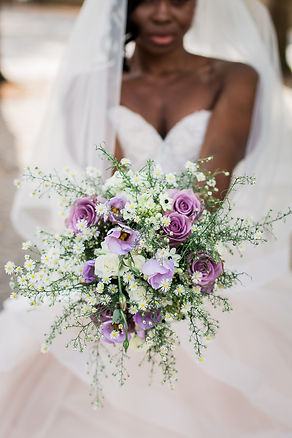Brautstrauß. Bouquet