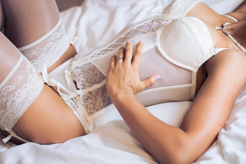 Korsett, sexy