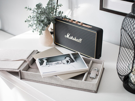 Wunderschöne Fotoboxen