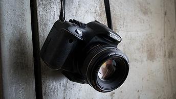 Kamera Canon, Fotografen Köln/Bonn