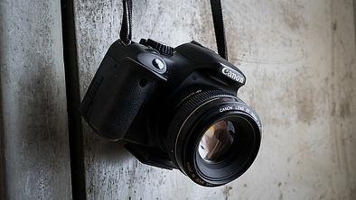 Canon Spiegelreflex, Equipment