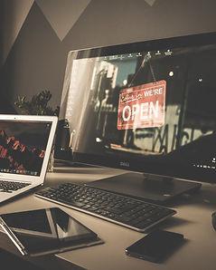 Laptop, Webdesigner Bonn