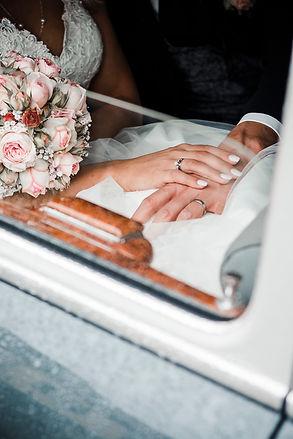 Für immer, Eheringe, Brautschmuck