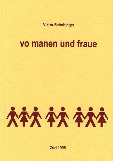 Viktor Schobinger - vo manen und fraue