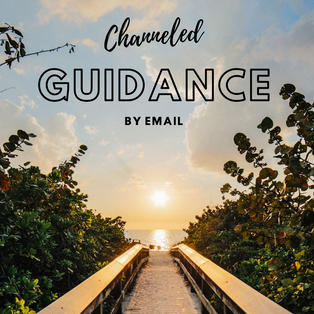 Channeled Guidance Via Email