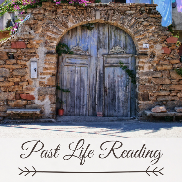 Past Life or Akashic Record Reading