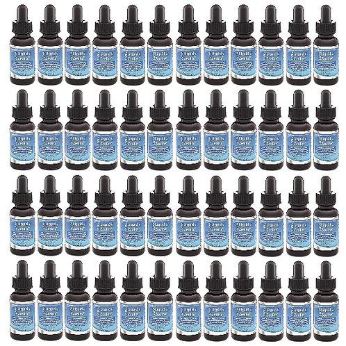 ULTRA Liquid Zeolite™ 30ml ウルトラ 液体ゼオライト (DHQ入り) 48本+2本 計50本